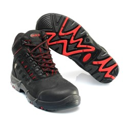 Mascot Footwear Classic F0025 Safety Boot S3 Black Red