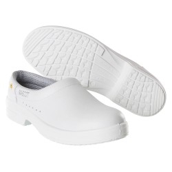 Mascot Footwear Clear F0800 Safety Clog S1 White