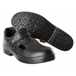 Mascot Footwear Clear F0801 Safety Sandal S1 Black