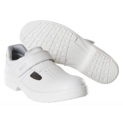 Mascot Footwear Clear F0801 Safety Sandal S1 White