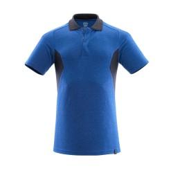 Mascot Accelerate 18383 Polo Shirt Azure Blue Dark Navy