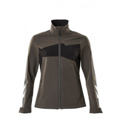 Mascot Accelerate 18008 Ladies Fit Jacket Dark Anthracite Black