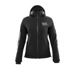 Mascot Accelerate 18011 Ladies Fit Outer Shell Jacket Black