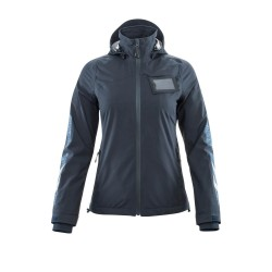 Mascot Accelerate 18011 Ladies Fit Outer Shell Jacket Dark Navy