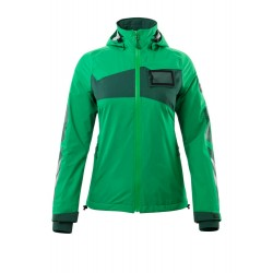 Mascot Accelerate 18011 Ladies Fit Outer Shell Jacket Grass Green