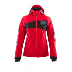 Mascot Accelerate 18011 Ladies Fit Outer Shell Jacket Traffic Red Black
