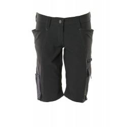 Mascot Accelerate 18044 Ladies Fit Shorts Black