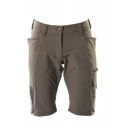 Mascot Accelerate 18044 Ladies Fit Shorts Dark Anthracite