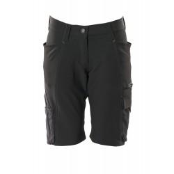 Mascot Accelerate 18048 Ladies Fit Shorts Black