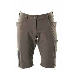 Mascot Accelerate 18048 Ladies Fit Shorts Dark Anthracite