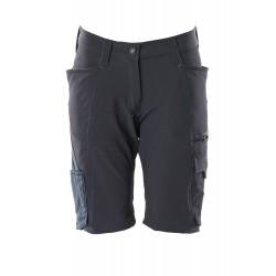 Mascot Accelerate 18048 Ladies Fit Shorts Dark Navy
