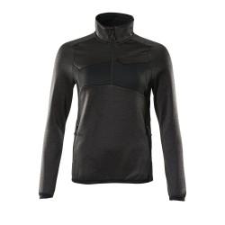 Mascot Accelerate 18053 Ladies Fit Fleece Jumper Dark Anthracite Black