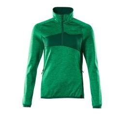 Mascot Accelerate 18053 Ladies Fit Fleece Jumper Grass Green