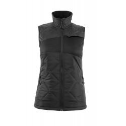 Mascot Accelerate 18075 Winter Gilet Ladies Fit Black