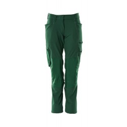 Mascot Accelerate 18078 Ladies Fit Trousers Green