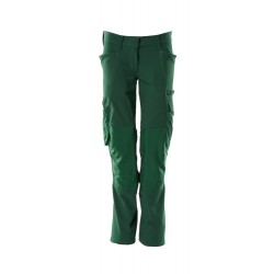 Mascot Accelerate 18088 Ladies Fit Trousers Green
