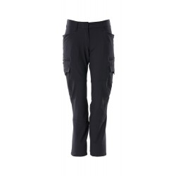 Mascot Accelerate 18178 Trousers With Thigh Pockets Ladies Fit Dark Navy
