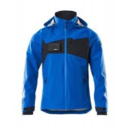 Mascot Accelerate 18301 Outer Shell Jacket Azure Blue Dark Navy
