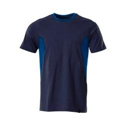 Mascot Accelerate 18382 T-shirt Dark Navy Azure Blue