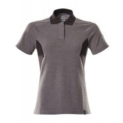 Mascot Accelerate 18393 Ladies Fit Polo Shirt Dark Anthracite Black