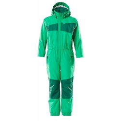 Mascot Accelerate 18919 Snowsuit for Children Grass Green