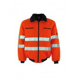 Mascot Alaska Safe Arctic 00516 Orange Pilot Jacket
