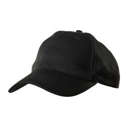 Mascot Complete 18050 Adjustable Cap Black