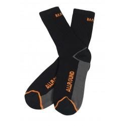 Mascot Complete 50454 MONGU Socks Black 3-Pack