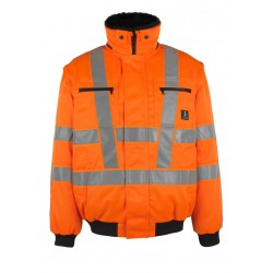 Mascot Innsbruck Safe Arctic 05020 Orange Pilot Jacket