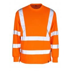 Mascot Melita Safe Classic 50106 Orange Sweatshirt