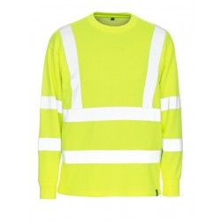 Mascot Melita Safe Classic 50106 Yellow Sweatshirt