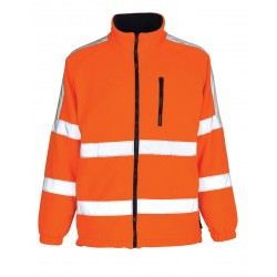 Mascot Salzburg Safe Arctic 05242 Orange Fleece Jacket