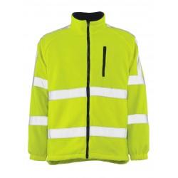 Mascot Salzburg Safe Arctic 05242 Yellow Fleece Jacket