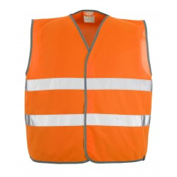 Mascot Weyburn Safe Classic 50187 Orange Traffic Vest