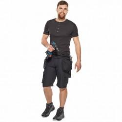 Mascot Advanced 17149 Shorts With Holster Pockets Black