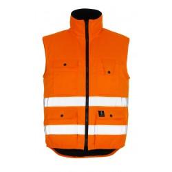 Mascot Safe Arctic Slden Winter Gilet - Hi-vis Orange