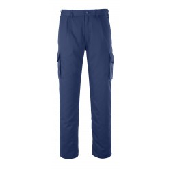 Mascot Originals 00773 Trousers With Thigh Pockets Navy