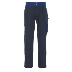 Mascot Image 00955 Trousers With Kneepad Pockets Navy Royal