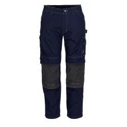Mascot Hardwear 05079 Trousers With Kneepad Pockets Navy