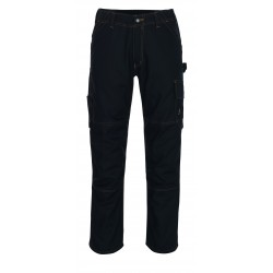 Mascot Young 05279 Trousers With Thigh Pockets Dark Navy