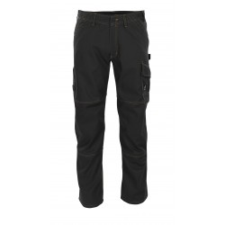 Mascot Young 05279 Trousers With Thigh Pockets Dark Anthracite