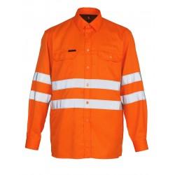 Mascot Safe Classic Jona Shirt - Hi-vis Orange