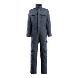 Mascot Multisafe Baar Boilersuit With Kneepad Pockets Dark Navy