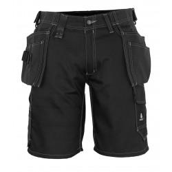 Mascot Hardwear Zafra Shorts With Holster Pockets Black