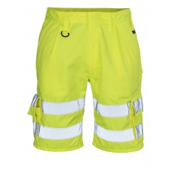 Mascot Safe Classic Pisa Shorts Hi-vis Yellow