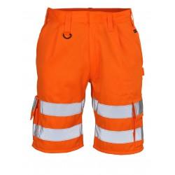 Mascot Safe Classic Pisa Shorts Hi-vis Orange