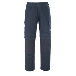 Mascot Industry 10179 Trousers With Kneepad Pockets Dark Navy