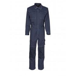 Mascot Industry Akron Boilersuit With Kneepad Pockets Dark Navy