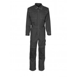 Mascot Industry Akron Boilersuit With Kneepad Pockets Black
