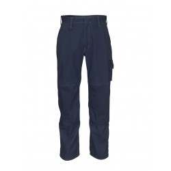 Mascot Industry 10579 Trousers With Kneepad Pockets Dark Navy